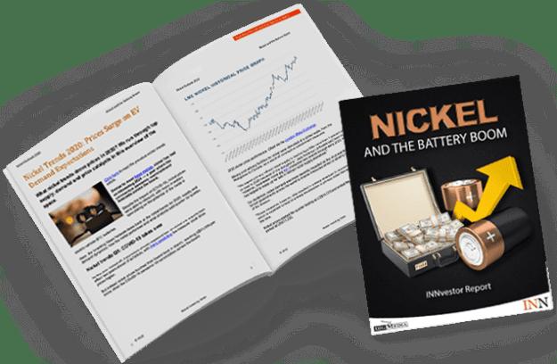 Nickel Outlook Report Cover