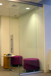 Glass Wall Panels Clear Trend 2015 Office Design NxtWall