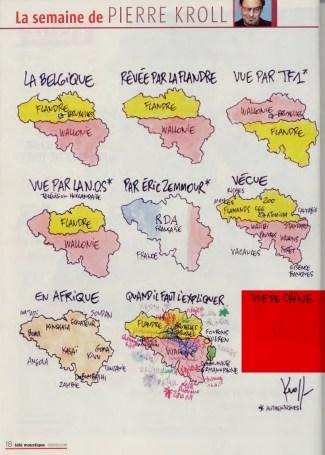 Afbeeldingsresultaat voor la belgique sera latine ou ne sera pas