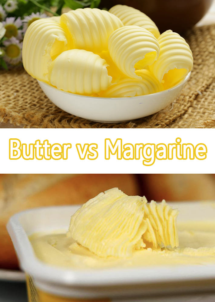 Food Facts – Butter vs Margarine