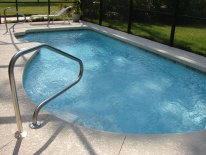Free Form Pool Designs Ideas
