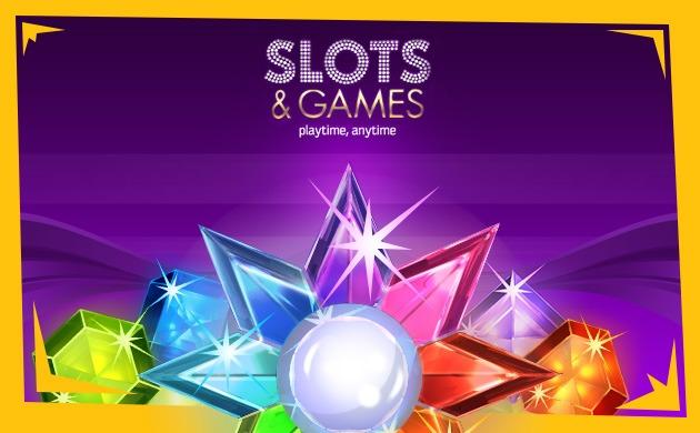 nya slotsspel