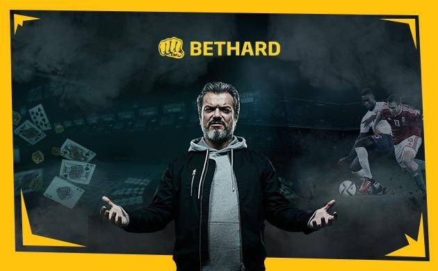 Bethard är det stenhårda casinot som bjuder in till tuffa speluppelvelser