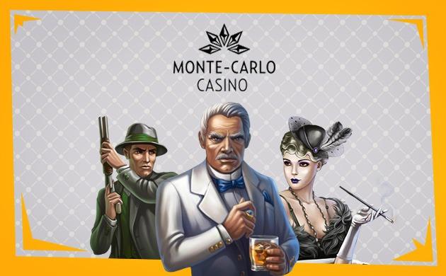 montecasrlo - casinot med extra bonusar