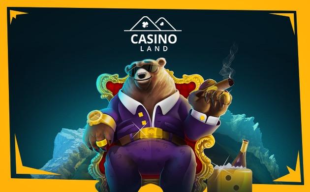 Casinoland casino banner