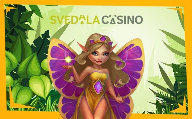 Vinn på mysiga nya casino SvedalaCasino