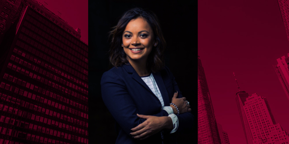 Hispanic Heritage Month Spotlight:  Kathia Benitez (NC '05; AGSC '09)