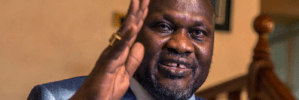 Dr. Riek Machar Teny, former Vice President, Chairman and Commander in Chief of SPLM/A-IO(Photo: Supplied)