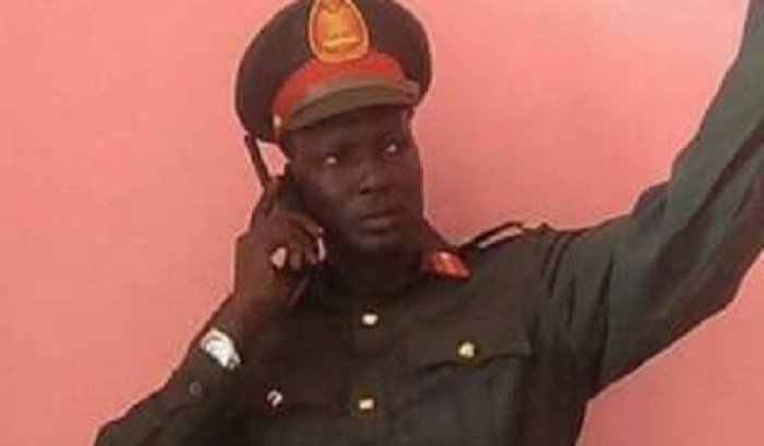 SPLA-IO Spokesman Brig. Gen. William Gatjiath Deng (Courtesy photo)
