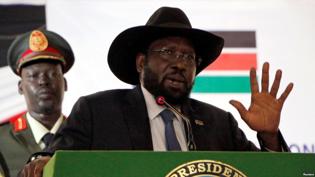 South Sudan President Salva Kiir Mayardiit (File Photo)