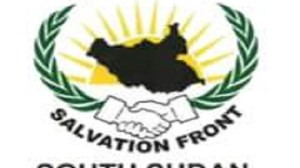 National Salvation Front (NAS) logo (File photo)