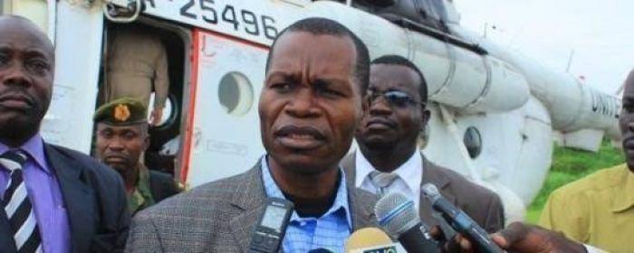 Former Western Equatoria governor Joseph Bangasi Bakosoro (File/Supplied/Nyamilepedia)