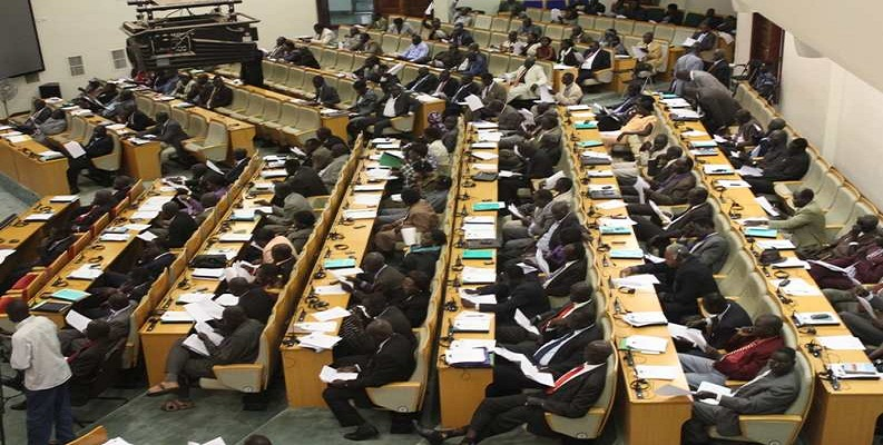 South Sudan parliament (Photo: File/Supplied/Nyamilepedia)