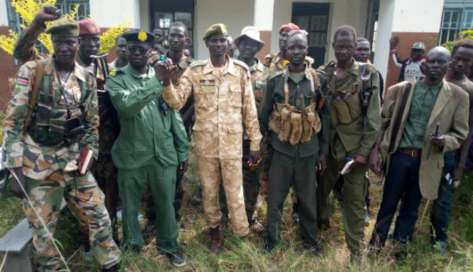 South Sudan rival forces meeting in conflict zones to discuss peace for the first time in 5 years(Photo: file)