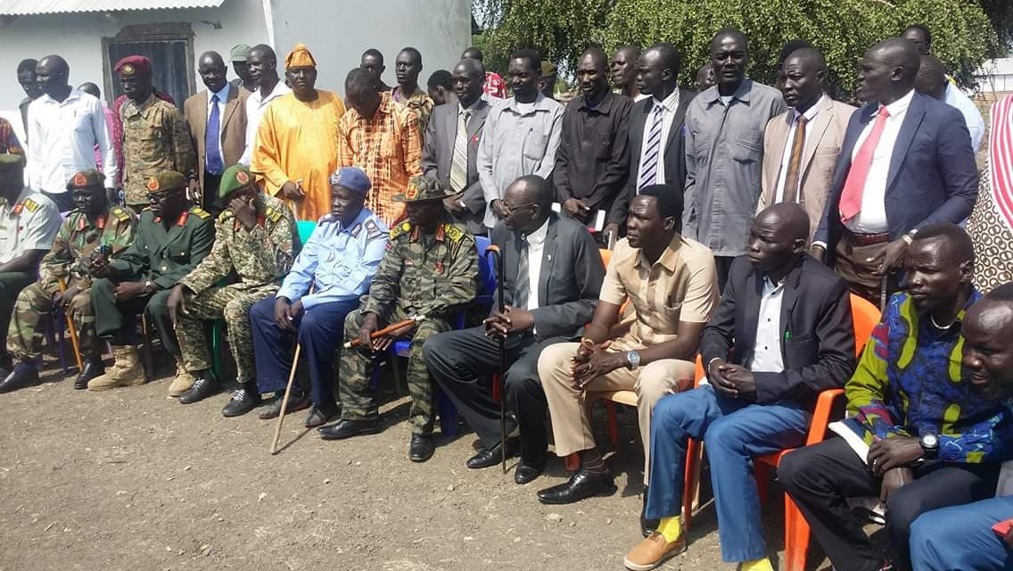 Massive Turned Out in the Sobat States to Commomerates Nuer Genocide