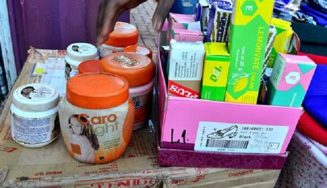 South Sudan bans skin lightening creams