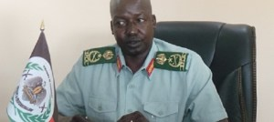 Gen. Thomas Cirilo, leader of teh holdout opposition alliance, South Sudan National Democratic Alliance (File/Supplied/Nyamilepedia)