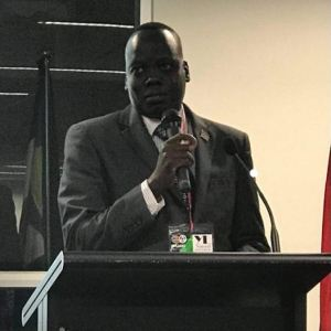 Hon. Gabriel Chol Garang, SPLM/A(IO) Minister of Information of Jonglei State, South Sudan(Photo: file)
