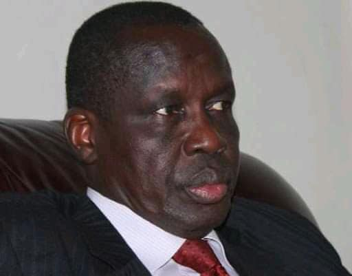 South Sudan's former Minister of Justice and recent Minister of South Sudan's Eastern Affairs, John Luk Joak(Photo supplied)
