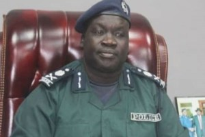 Director General of South Sudan Customs Service General Akol Ayii (Photo credit: unknown)