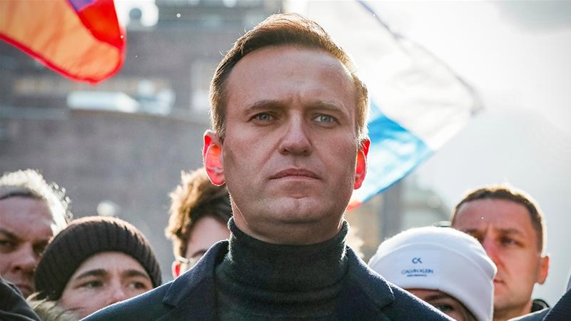 Navalny is known for his anti-corruption campaigns against top officials and outspoken criticism of President Vladimir Putin (Photo credit: Reuters)