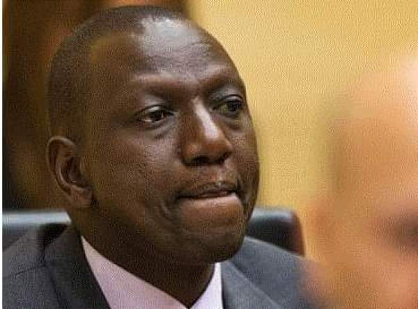 Kenyan Deputy president Hon. William Ruto(Photo credit: supplied)