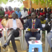 Sila Joshua, Chairperson of the SPLM-IO London Ontario, Canada, chapter at his homecoming gathering in Maban county, South Sudan, September 20, 2020(Photo credit: supplied/Nyamilepedia)