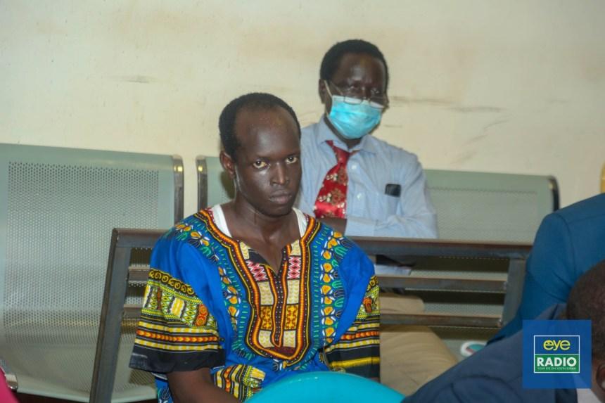 Babu Emmanuel Lokiri, the main suspect in the three siblings' murder case, sentenced to death(Photo credit: courtesy image/Nyamilepedia)