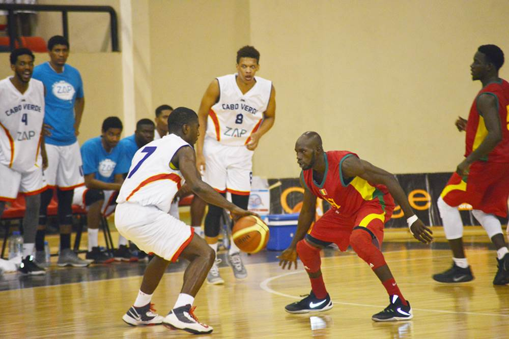 Cape Verde Vs. Mali 2017 FIBA Afrobasket preliminaries in Bamako, Mali, 18 March, 2017(Phot credit: Fiba.basketball/Courtesy use)