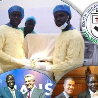 Statement of South Sudan Doctor Union on the death of Dr. Domanic Pitia
