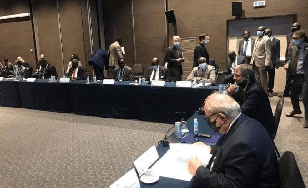 Meeting between the government and SSOMA postponed over venue approval by Kenyan Government