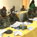 SSPDF commanders attending a UNMISS-facilitated training on conflict-related sexual violence, Oct 30, 2020(Photo credit: coutresy image/Nyamilepedia)