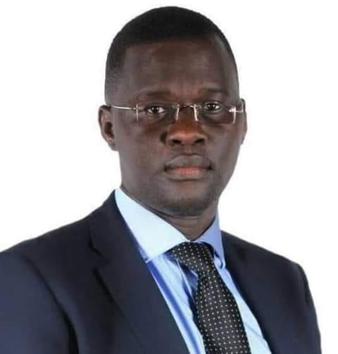 "Human Rights Lawyer in Uganda Nicolas Opio the Executive Director of Chapter Four Uganda by Uganda Security Services(Photo credit"" supplied)"