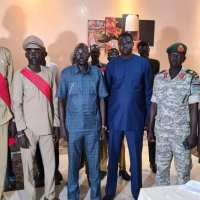 BREAKING: Lou-nuer generals and Chiefs defect from SPLM/A-IO