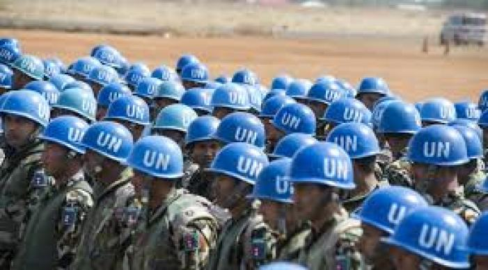 UNMISS forces in South Sudan (Photo credit: courtesy image)