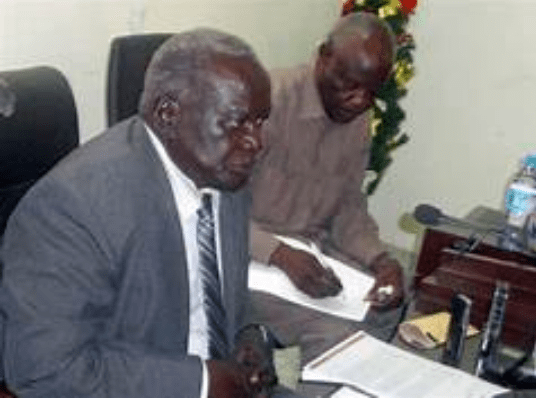 South Sudan loses another veteran politician, Joseph Ukel Abango