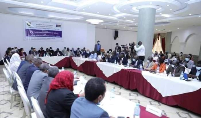 SPLM-N submits draft agreement framework to Sudan Transitional Government