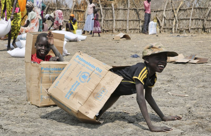 Six children abducted by Murle in Eastern Equatoria handed back to their parents