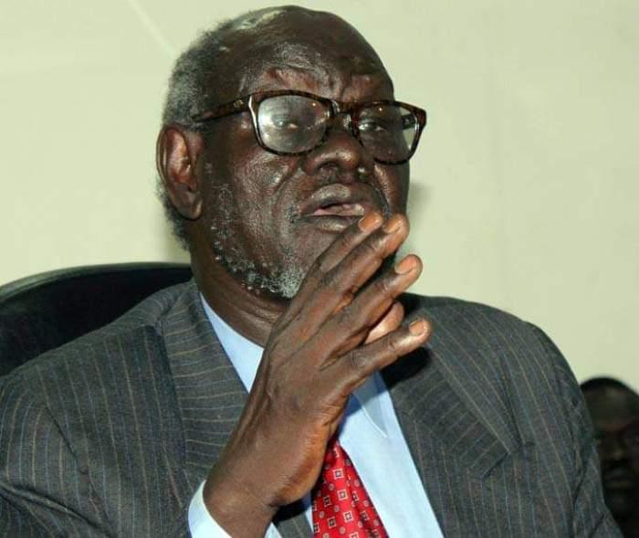 Veteran politician calls on parties to establsih constitution in public interests