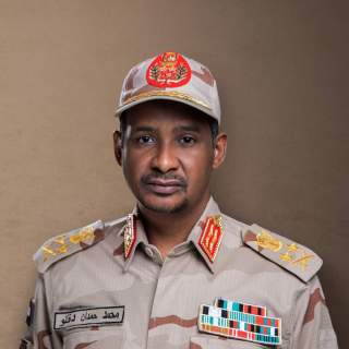 Sudanese military official hunts unnamed group against 'belittling' him and questioning his nationality