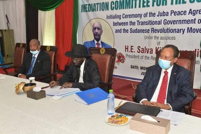 Sudan peace talks adjourned, again