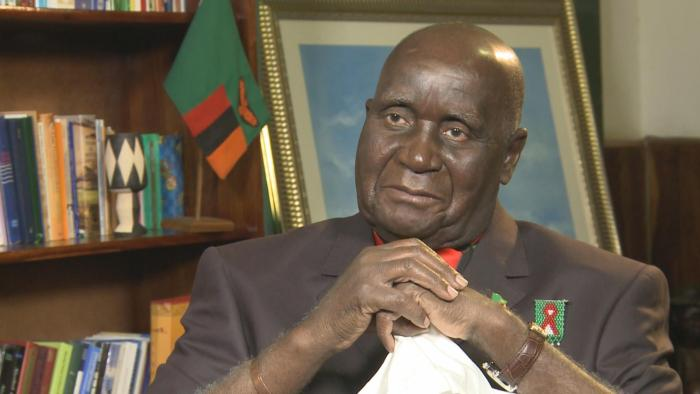 Zambia fixes July 7 for burial of Kenneth Kaunda after 'private ceremony'
