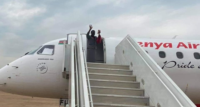 South Sudan's Vice President travels to Japan