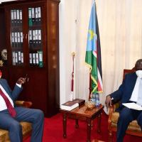 Upper Nile Deputy Governor discusses social fabric restoration with Machar