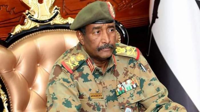 Head of Sudanese Sovereign Council forms committee to oversee security arrangements