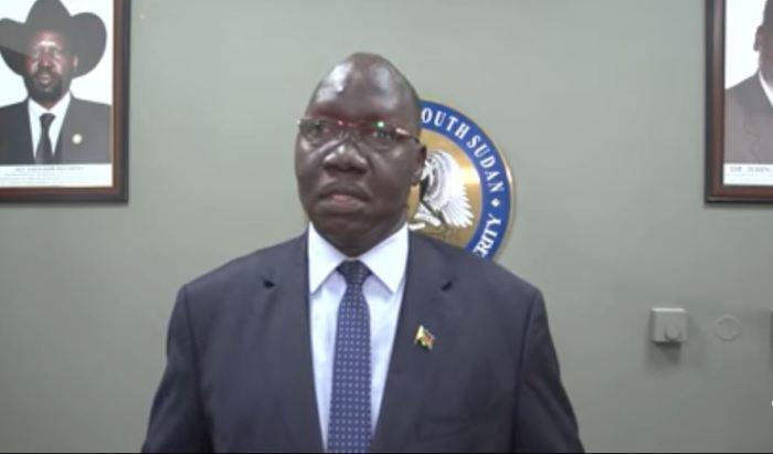 Minister of Roads and Bridges briefs Machar on major development plans