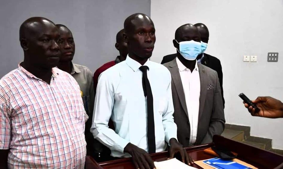 Monyomaji group meets First Vice President, Machar over youth unemployment