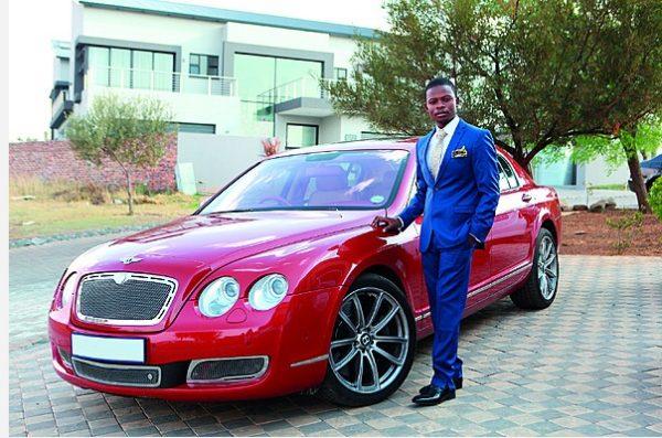 Prophet Bushiri Named Billionaire By Drum Magazine Of