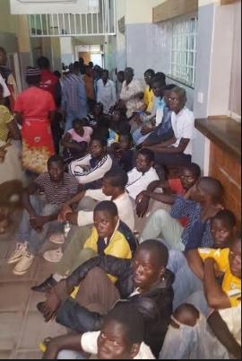 Résultats de recherche d'images pour «Govt Deports 124 Malawians»