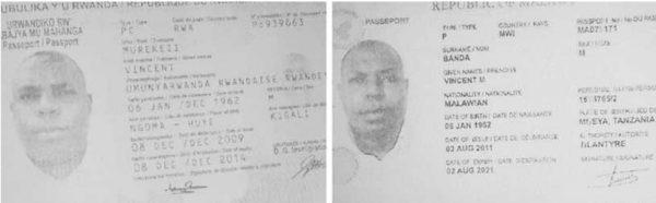 Rwandan genocide suspect obtains Malawi passport, freely enjoying his life in Lilongwe